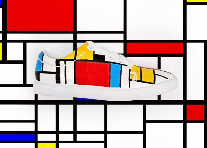 Mr Monkies / Mondrian